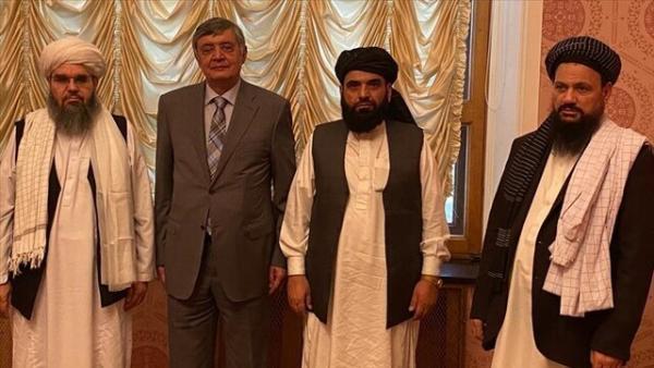 هیئت طالبان در روسیه،شرط خود را برای دولت مرکزی اعلام نمود، می خواهیم امریکا در افغانستان سرمایه گذاری کند، دولت باید اسلامی باشد
