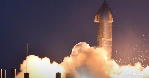 آزمایش راکت استارشیپ به خاطر نشت مواد شیمایی با شکست همراه شد