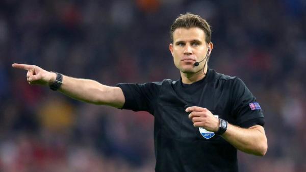 یورو 2020 ، داور مشهور آلمانی قاضی ملاقات تیم های ملی فوتبال انگلیس و اوکراین
