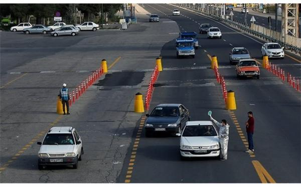 افزایش 0، 4 درصدی تردد در محورهای برون شهری
