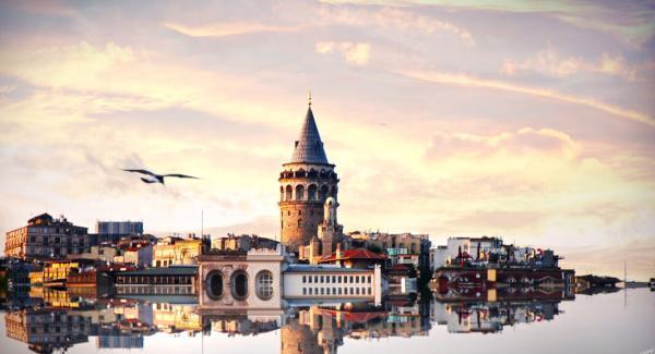 تور استانبول: برج گالاتا نماد شهر استانبول