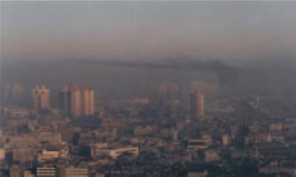 وارونگی و آلودگی هوا در زمستان